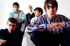"Oasis - ""How many special people change? How many lives are living strange? Where were you while we were getting high?"""