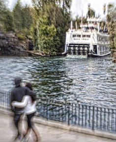 Valentine's at Disneyland
