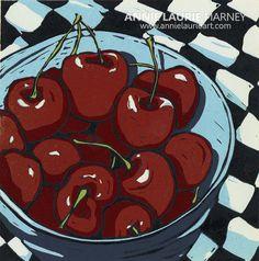 oh-so-sweet-cherries-10x10-linocut-print