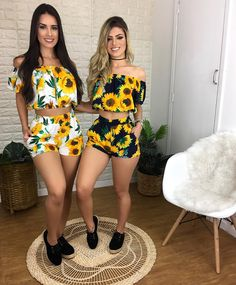 Floral dresses for women and girls are trending in spring and summer style dresses in Here are the best floral outfit ideas for women ideas. Cute Casual Outfits, Cute Summer Outfits, Stylish Outfits, Teen Fashion Outfits, Girl Outfits, Fashion Dresses, Bild Girls, Off Shoulder Floral Dress, Chor