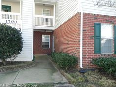 $995 - 3BR/2ba 1st Flr End Condo in wonderful Cary location. Large Living room with gas logs opens to quiet covered patio. Kitchen offers Eat-at-counter, ample cabinets & drawers. Laundry is off Kitchen & has cabinets and shelving for storage of goods. Nice size Dining room between Living room & Kitchen. Master has vanity dressing area with separate bath area. Easy access to shopping, parks, US1/I-440. Pool and Tennis included.  Lease Term 6 months to 1 year.
