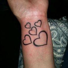 Wrist Tattoos For Women Tattoos look beautiful when etched on the wrist in a neat and appealing design. Wrist is one of the body parts that . Guitar Tattoo Design, Feather Tattoo Design, Star Tattoo Designs, Tattoo Designs Wrist, Flower Tattoo Designs, Tattoo Designs For Women, Design Tattoos, Simple Tattoos For Women, Tattoos For Women Half Sleeve