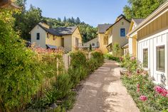 Farmhouse Inn, California, Luxury Hotel, Sonoma, Wine Country, Exterior, New Buildings