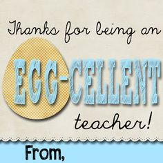 Great to give with a plastic egg for visit teaching im a mormon swellchel swellchel does easter easterspring gift idea for teachers negle Image collections
