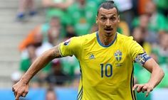 Zlatan Ibrahimovic named in Swedens provisional squad for Rio Olympics