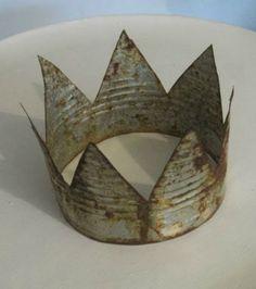 Tin Can Crown