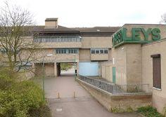 Greenleys Centre, Milton Keynes. Architects; Ivor Smith & Cailey Hutton, 1973-77