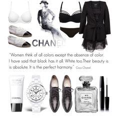"""GET DRESSED - Go Coco"" Today is Coco Chanel's 130th birthday. A true 'dame de paris'."