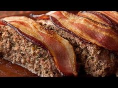 How to Make Easy, Cheesy Bacon Meatloaf - The Easiest Way