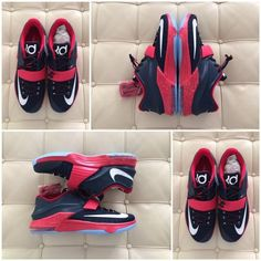 kevin durant kd 7 pe 01 570x570 Kevin Durant Is Back With Nike, Now Check Out These KD 7 PEs