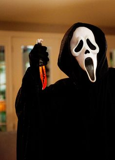 Now Sid, don't you blame the movies, movies don't create psychos, movies make psychos more creative!  Happy Haloween
