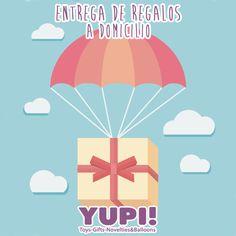Sorprende a esa persona especial y envíale un detalle único de #Yupi hasta su casa #DiloConYupi