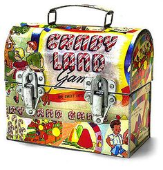 Candy Land Lunch box - candy-land Photo Informations About Candy Land Photo: Candy Land Lunch box Pi Lunch Box Thermos, Tin Lunch Boxes, Vintage Lunch Boxes, Metal Lunch Box, Lunch Containers, Vintage Toys, Retro Vintage, Vintage Woman, Vintage Stuff