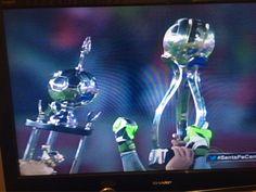 Santa Fe!!!!! Campeon!!!!!!!!!!!! blog.gabrielpaeza.com  8vaestrella!!!!! Muy merecida!!!!!! #SantaFeCampeonxWIN