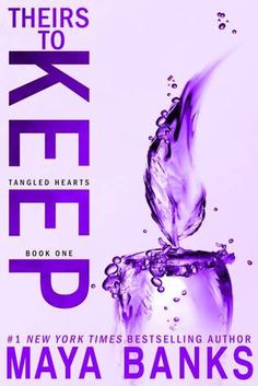 Monlatable Book Reviews: Theirs to Keep (Tangled Hearts Trilogy #1) Review