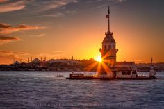 Istanbul, Sunset by Marcelo Castro on 500px