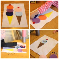 Toddler Approved!: Simple Fun with Ice Cream {Gail Gibbons Virtual Book Club for Kids Blog Hop}