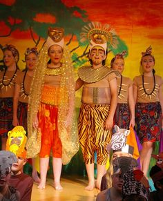 1000+ images about School Musical Lion King Jr. on Pinterest