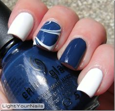 water marble accent