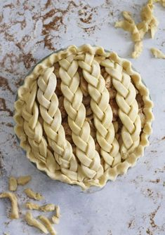 Getting the perfect pie crust isn't an impossibility anymore. This recipe makes the absolute best pie crust while still being extremely simple! A homemade pie is something special but it may seem a bit overwhelming to new cooks. Whether you're making a pie for a holiday party, like Friendsgiving, or you're just trying to teach yourself something new, this recipe is the one for you. Your guests will love any pie made with this delicious crust and you will love how simple it is to make.