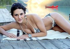 A gallery of her sexy bikini gifs. Leryn Franco near naked / nude photos. Leryn Franco, Sexy Women, Women Wear, Femmes Les Plus Sexy, Swimsuit Edition, Victoria, Lingerie, Champions, Beautiful Watches
