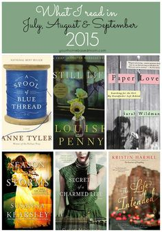 Recommended Reads - some of my favorite reads!