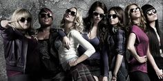 Review of Pitch Perfect starring Anna Kendrick, Brittany Snow, Anna Camp