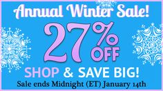 Save 27% off almost everything in the Scrap Girls Boutique until Midnight ET on January 14, 2013. #digitalscrapbooking #scrapgirls
