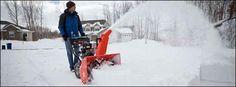 Snow Blower Information: snow blowers, maintenance, and more - Snow Blowers at Jacks