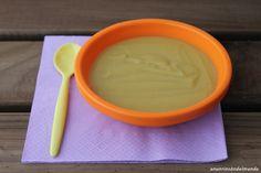 papilla de lentejas con verduras thermomix