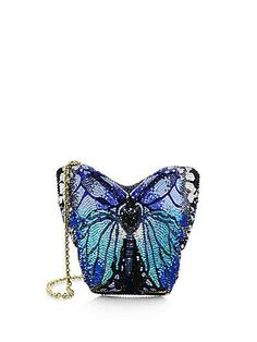 Judith Leiber's butterfly has flown away with our hearts!