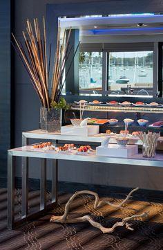 Harbor Club at Prime - Food Stations Wedding Events, Our Wedding, Food Stations, Gold Coast, Event Venues, Corporate Events, Luxury Wedding, Wedding Planning, June