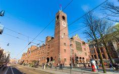 La Bourse des Céréales Amsterdam, par Berlage 19è