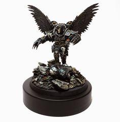 Raglan's Raven Guard : Legion Primarch