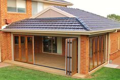 Rowville Melbourne sunroom - doors closed. Melbourne & open sunroom designs | Wesford LTD » Sunroom Extension | Home Sweet ...