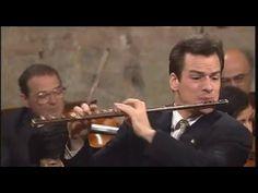 Emmanuel Pahud Mozart Flute Concerto KV314