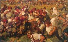 Football History - The Fair Catch Kick