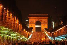 Réveillon du Nouvel An en France 2015