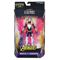 Avengers Marvel Legends 6 pouces BETA RAY BILL figurine par HASBRO EN STOCK