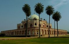 Humayun's Tomb is a UNESCO inscribed World Heritage Site in Delhi
