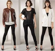 Cute Fashion Ideas for Legging. Simple and chic.