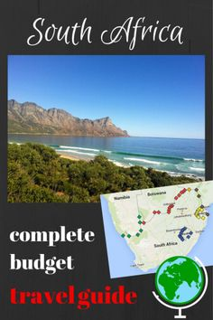 #SouthAfrica complete budget #travel guide
