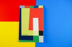 History of Graphic Design: Leo Lionni Accordion Book on RISD Portfolios