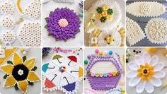 2018 – 2019 Sezonunda En Beğenilen Lif Modelleri Crochet Flower Patterns, Crochet Art, Crochet Flowers, Viking Tattoo Design, Viking Tattoos, Thread Painting, Sunflower Tattoo Design, Homemade Beauty Products, Tans