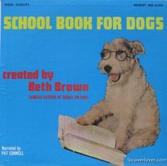 There is a major flaw with the album concept. Ask any dog and they will tell you. They can't turn the pages. No thumbs.