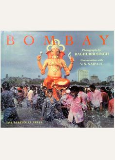 Bright, bold and honest, this vintage book on Bombay features stunning photographs of a disappearing side of Maximum City by one of India's most celebrated photographers- Raghubir Singh. Including a conversation with V.S Naipaul, this rare first edition (currently out of print) is an insider's perspective into the fascinating metropolis.