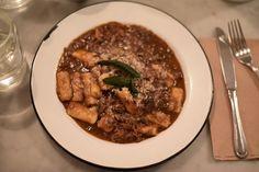 gnocchi with beef short rib ragu  - deru market