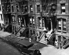 Old Photos of Greenwich Village in The 1950s