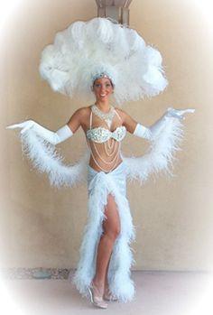 wedding showgirl