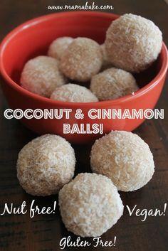 Coconut & Cinnamon B